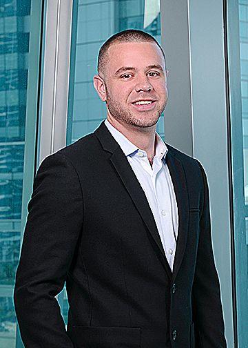 Alexander Admire, CPA - Board Member