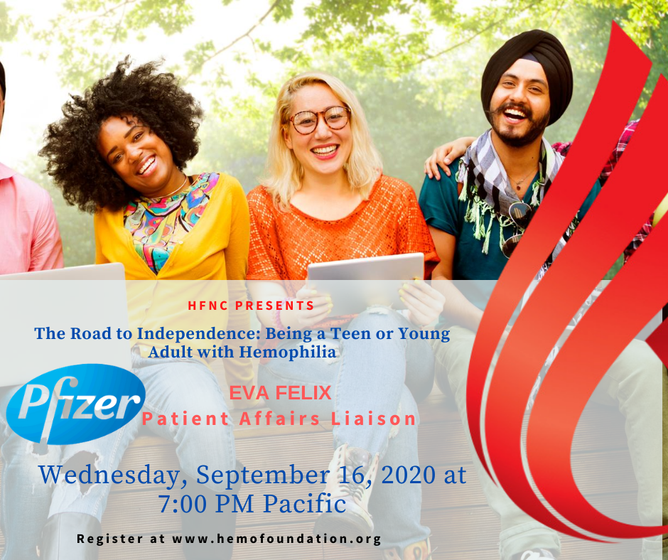 The Road to Independence: Being a Teen or Young Adult with Hemophilia
