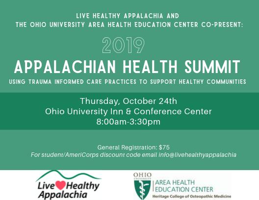 2019 Appalachian Health Summit