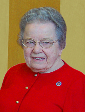 In Loving Memory of Sister Miriam Schmitt - May 12, 2017