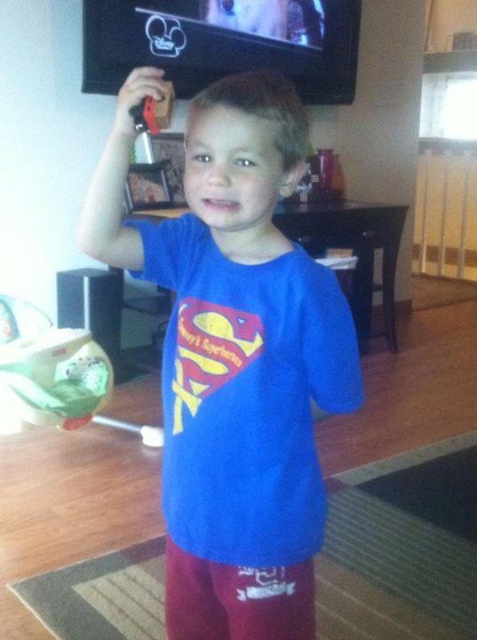 Erb Superheroes!