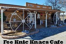 Fee Knic Knacs Cafe