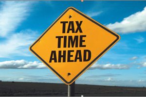 Tax Time image 2011
