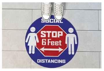 COVID-19 Social Distancing & Safety Products