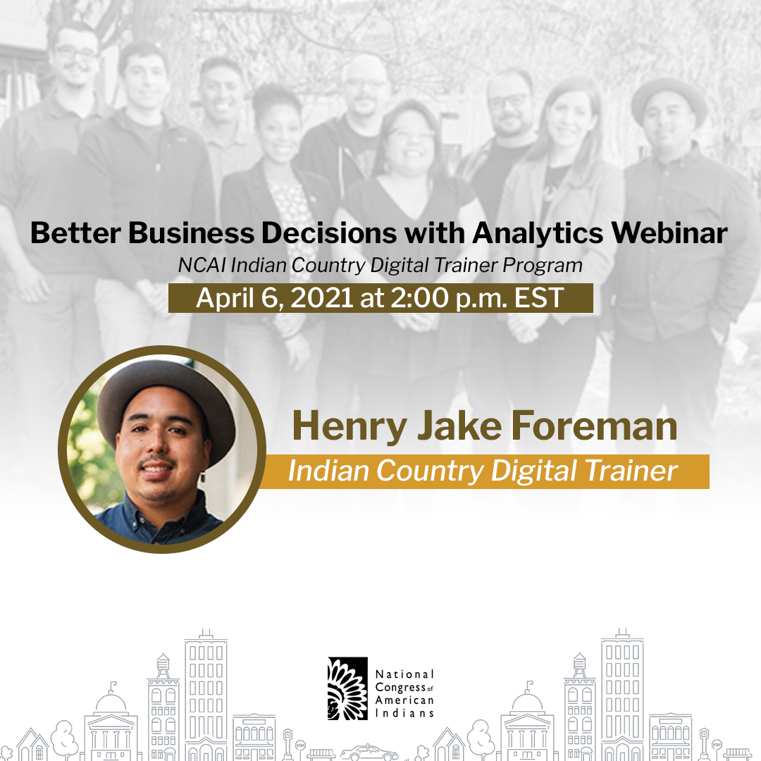 Better Business Decisions with Analytics Webinar