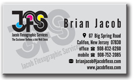 Jacob Flexographic Services