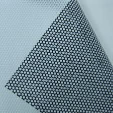 Perforated Window Vinyl