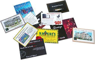 Printing Calgary Post Cards