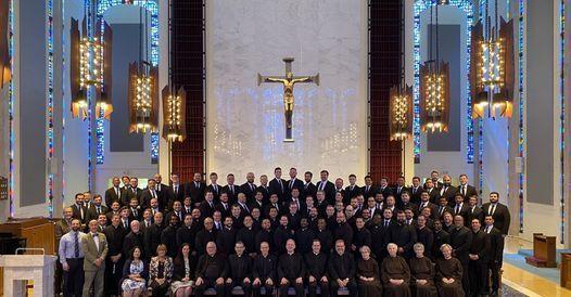 Our seminarians begin a new academic year