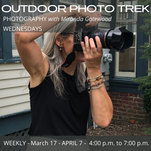 Outdoor Photo Trek, Winter 2021