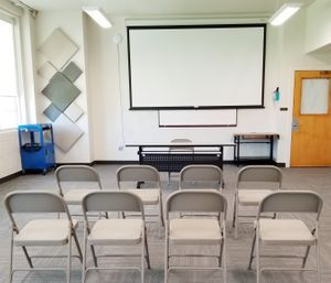 Conf. Room (Theater Style)