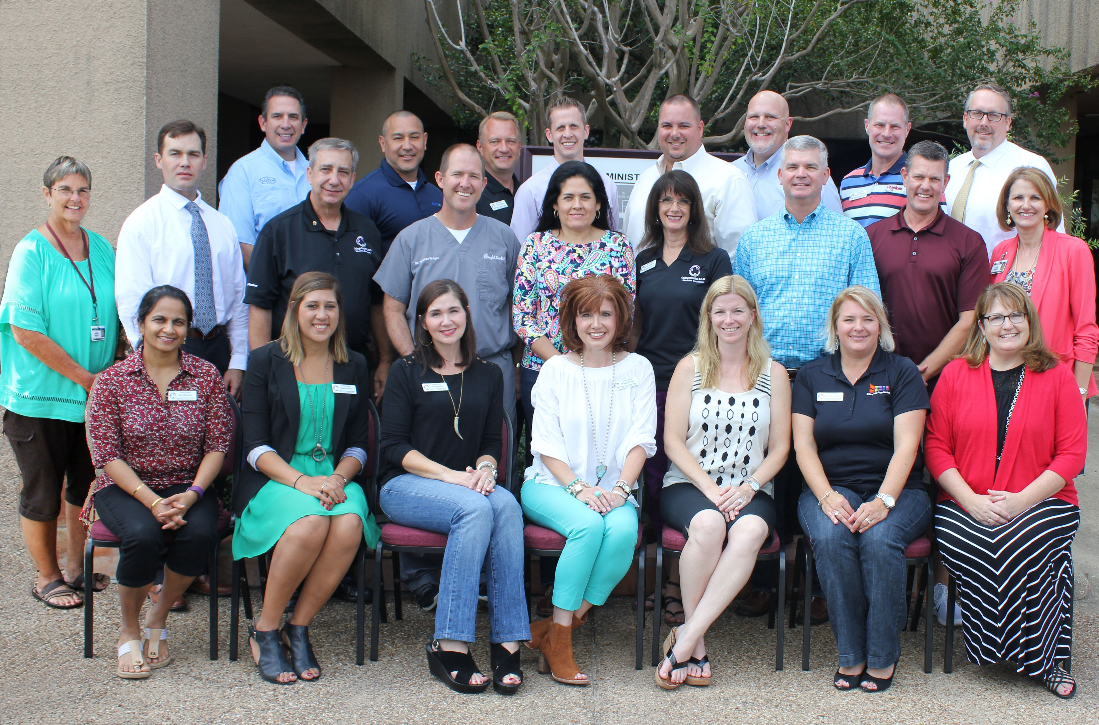 2016-17 Board of Directors
