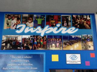 Fundraiser wall graphics Buena Park CA