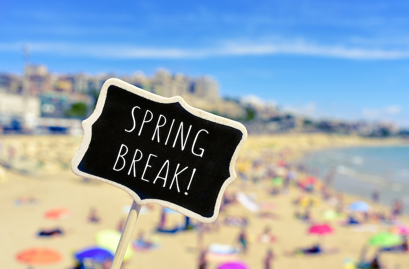 Class is Out: Marketing to College Students on Spring Break