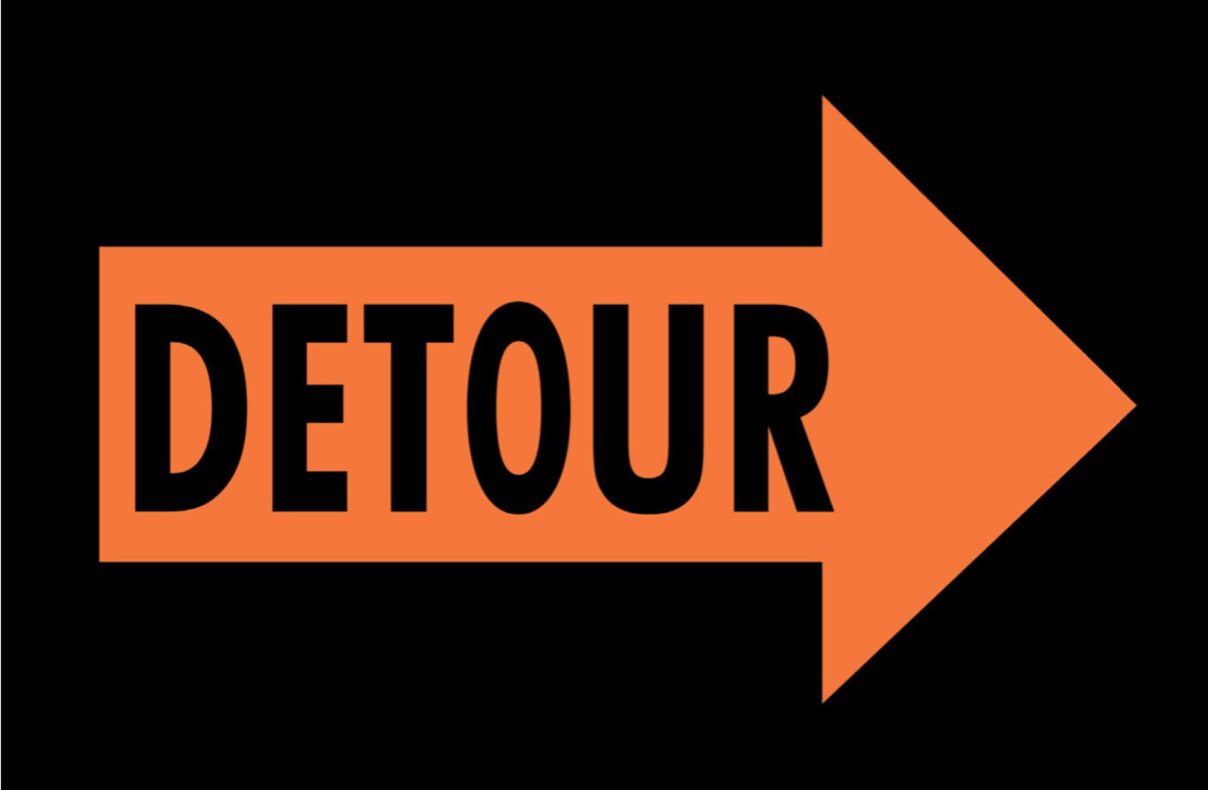 DETOUR Luncheon & Gallery Talk