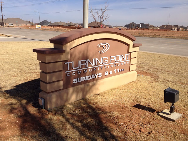 Monument Signs Lubbock, TX - Elite Sign & Design