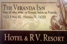 The Veranda Inn Hotel & RV Resort