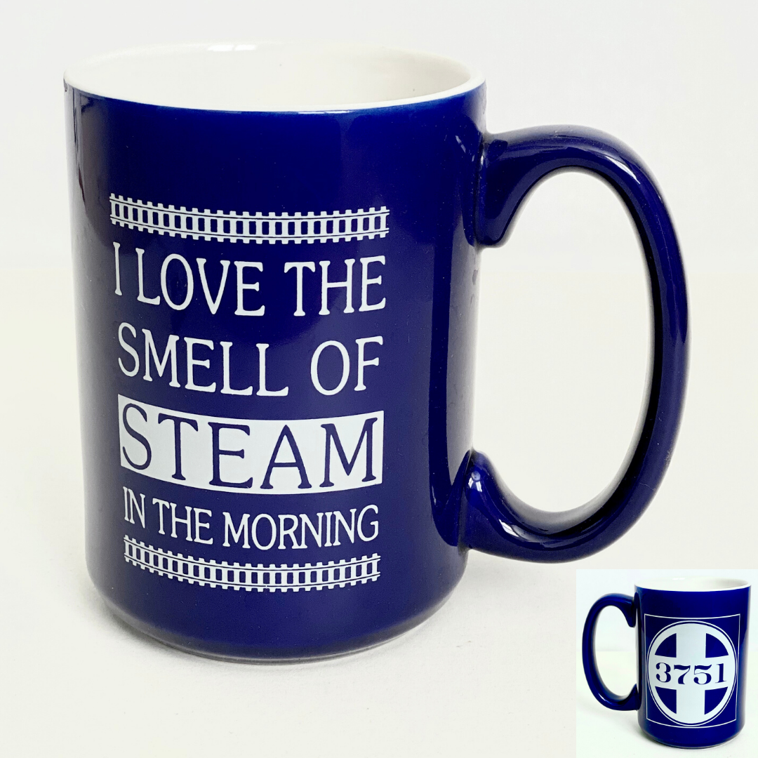 Love The Smell of Steam In The Morning