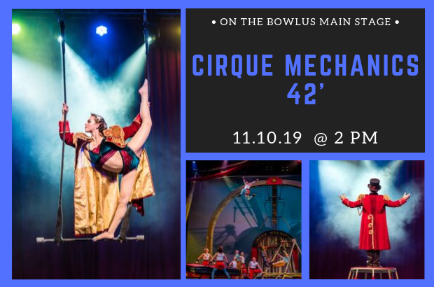 Cirque Mechanics 42'