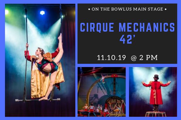 Cirque Mechanics 42'