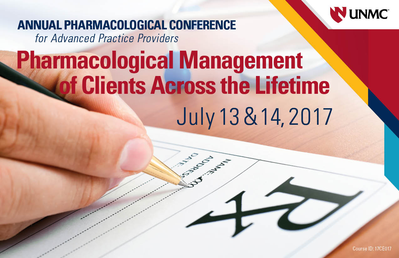 ANNUAL PHARMACOLOGY CONFERENCE