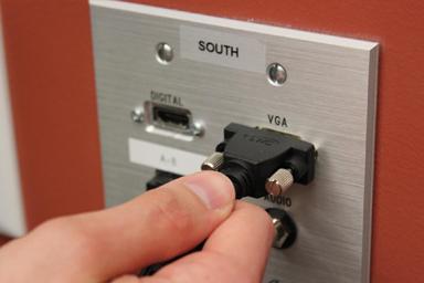 Plug In VGA