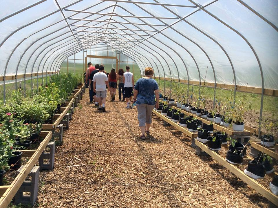 Students Explore Urban Farming