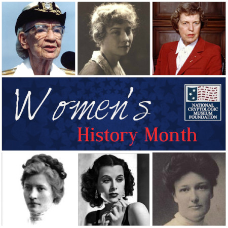 Women in Cryptologic History - Women's History Month NCMF