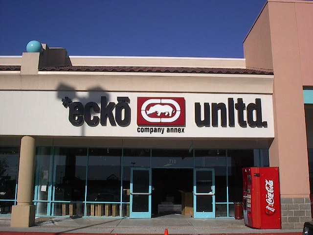 Ecko Unlimited - Install
