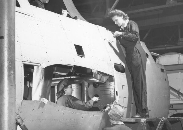 CRADLE OF AVIATION MUSEUM RECOGNIZES  THE 75TH ANNIVERSARY OF THE END OF WORLD WAR II  & THE PLANES & PEOPLE THAT MADE A DIFFERENCE Long Island Air & Space Museum is Open, Safe & Honoring the Innovation and Contributions of the Past
