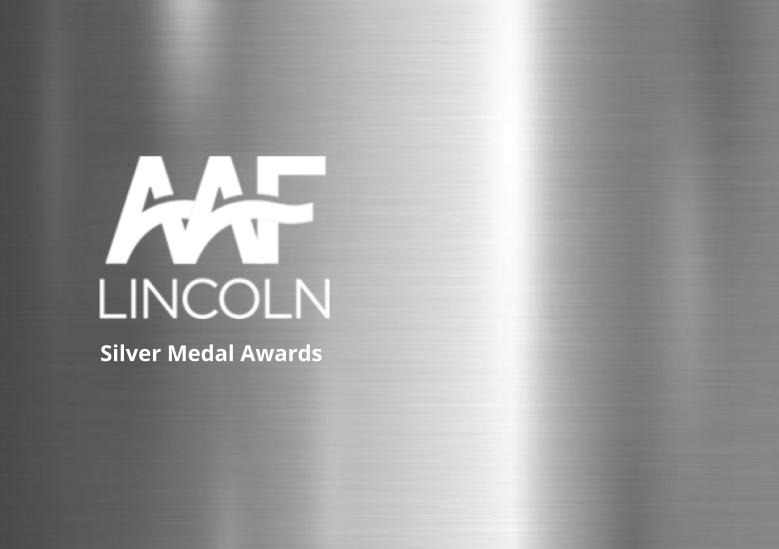 Silver Medal Awards Nominations