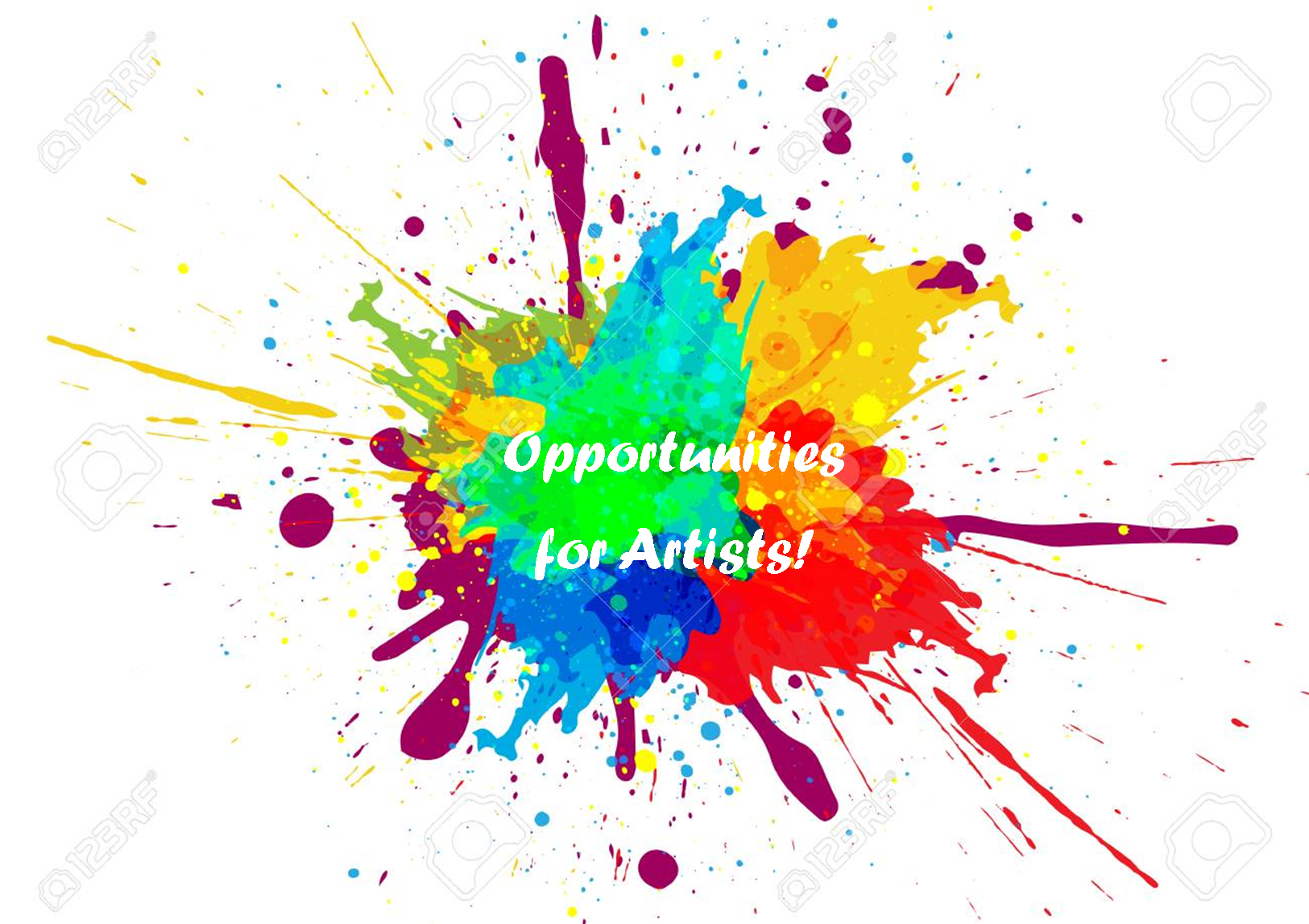 Opportunities for Artists