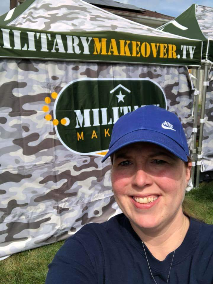 Lifetime Military Makeover
