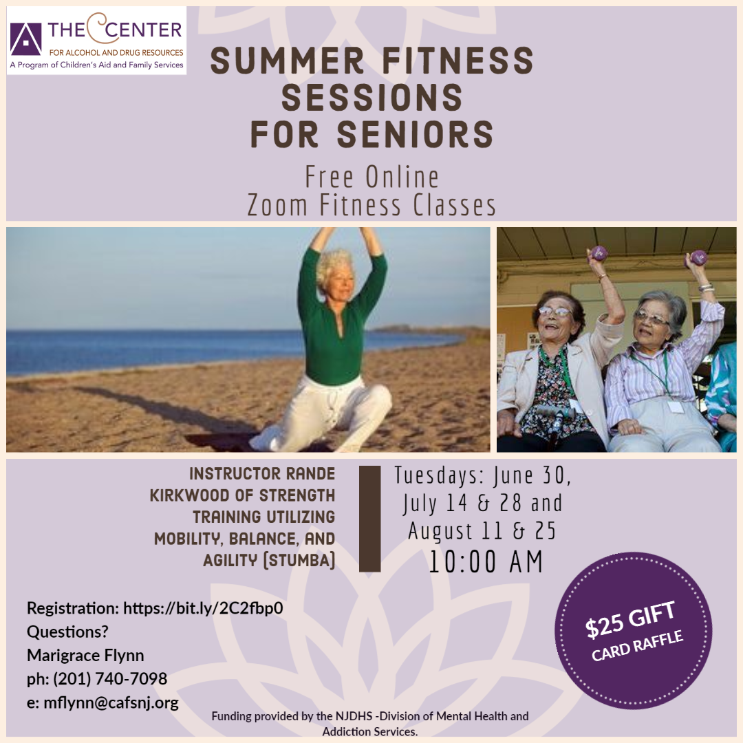 Senior Summer Fitness