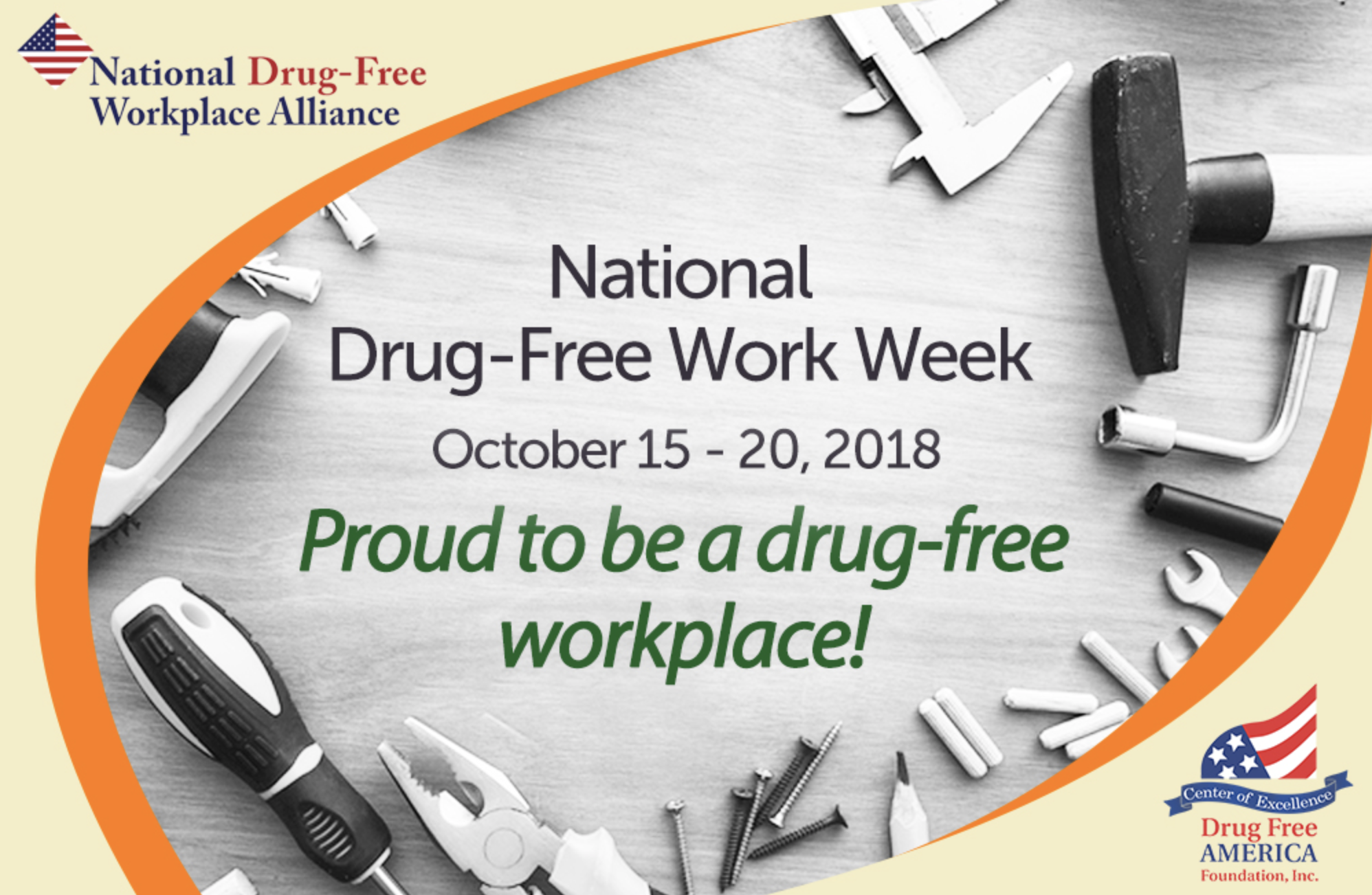 National Drug-Free Work Week