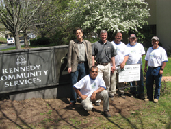 Green Acres Landscape & Design Beautifies Kennedy Center Landscape