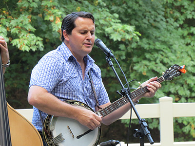 Bluegrass & BBQ Event 2014