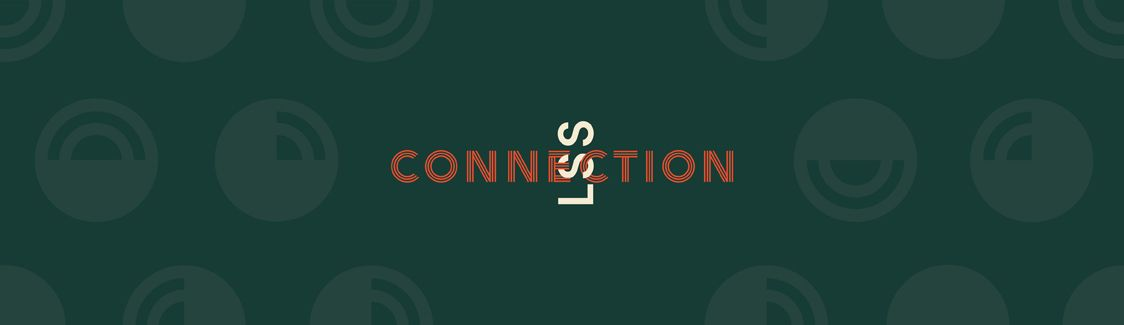 Graphic: LSS Interlocking with the word Connection.