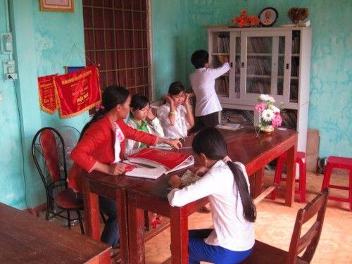 Huong Tan Community Library