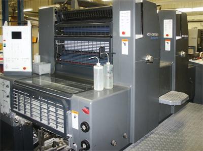 Heidelberg Printmaster 74