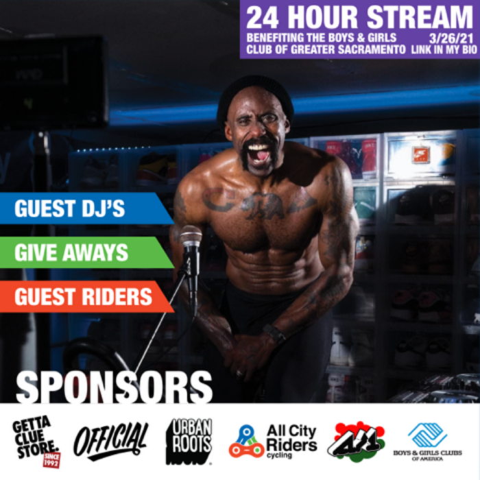 All City Riders 24-Hour Challenge