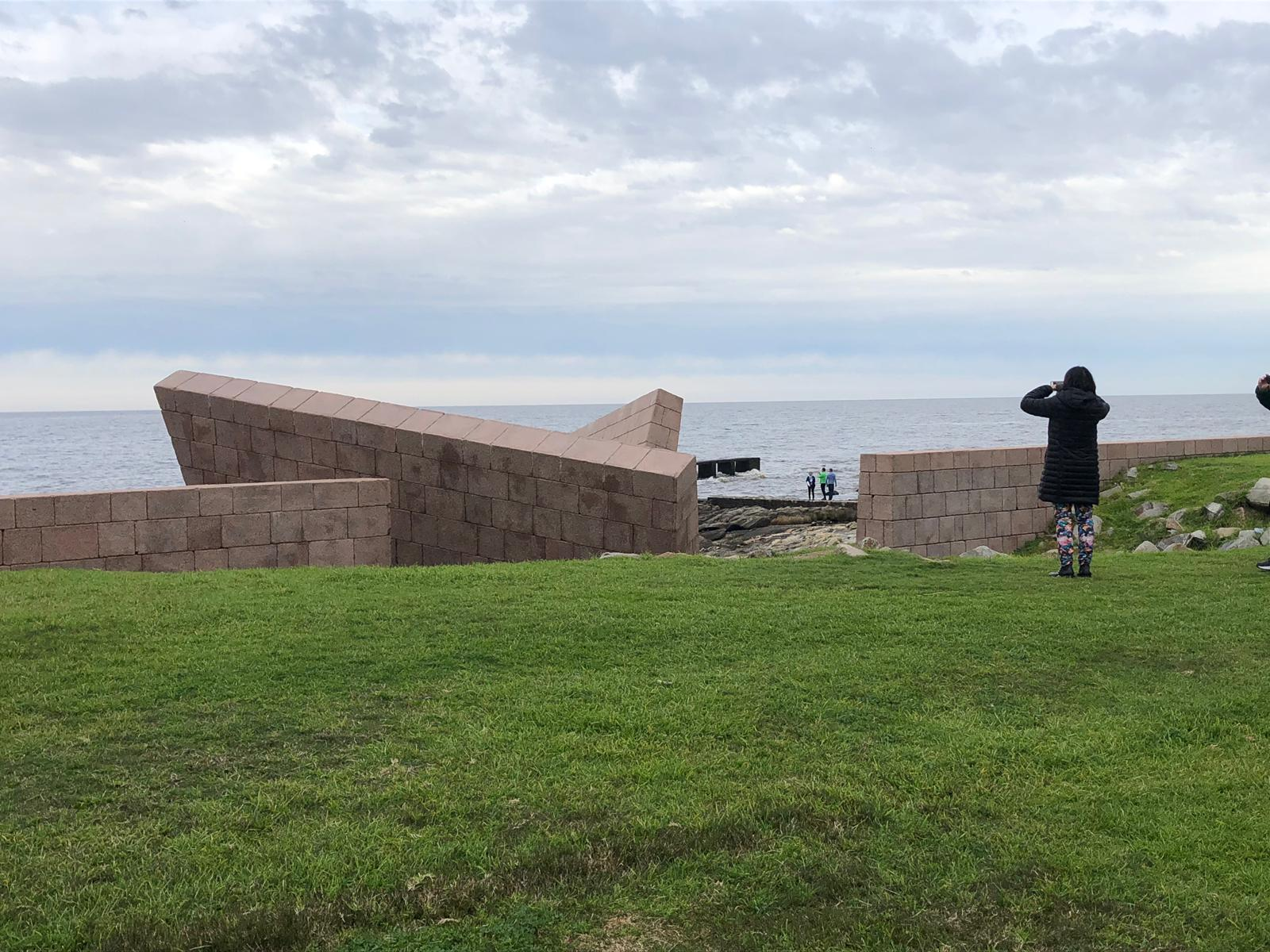 Holocaust Memorial by the Sea