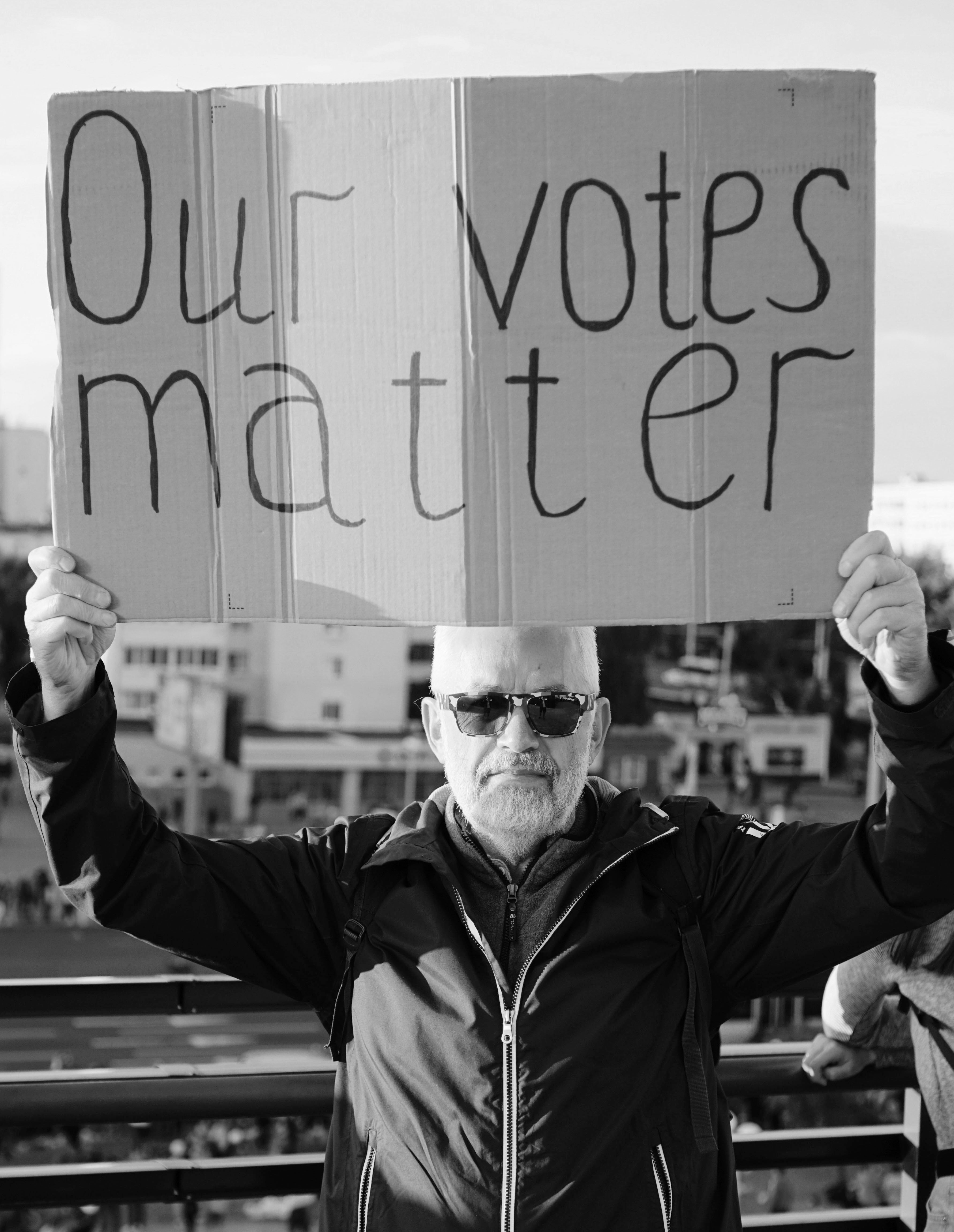 Your Voice Matters. Vote!