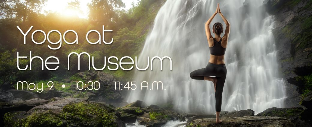 CANCELLED: Yoga at the Museum