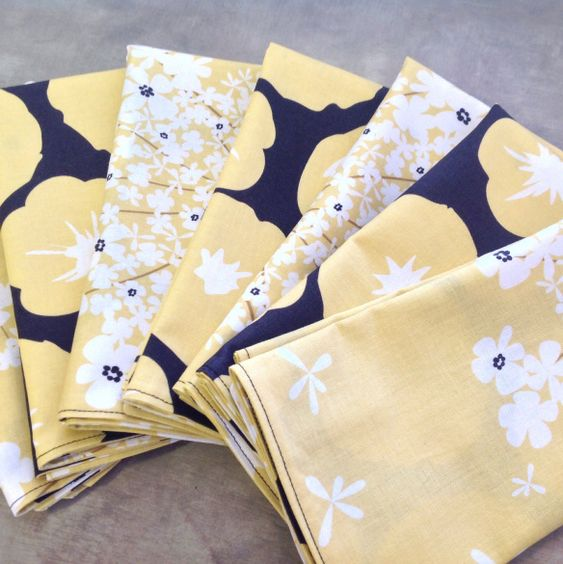 Simple Sewing - Cloth Napkins