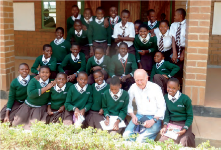 WALKING WITH THE POOR: JESUIT EDUCATION IN MALAWI