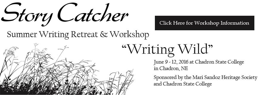 2016 Story Catcher Workshop