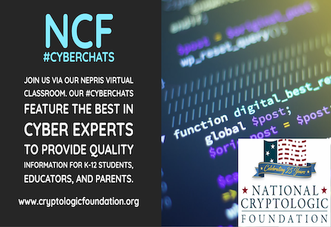 Join us for the NCF #CyberChats