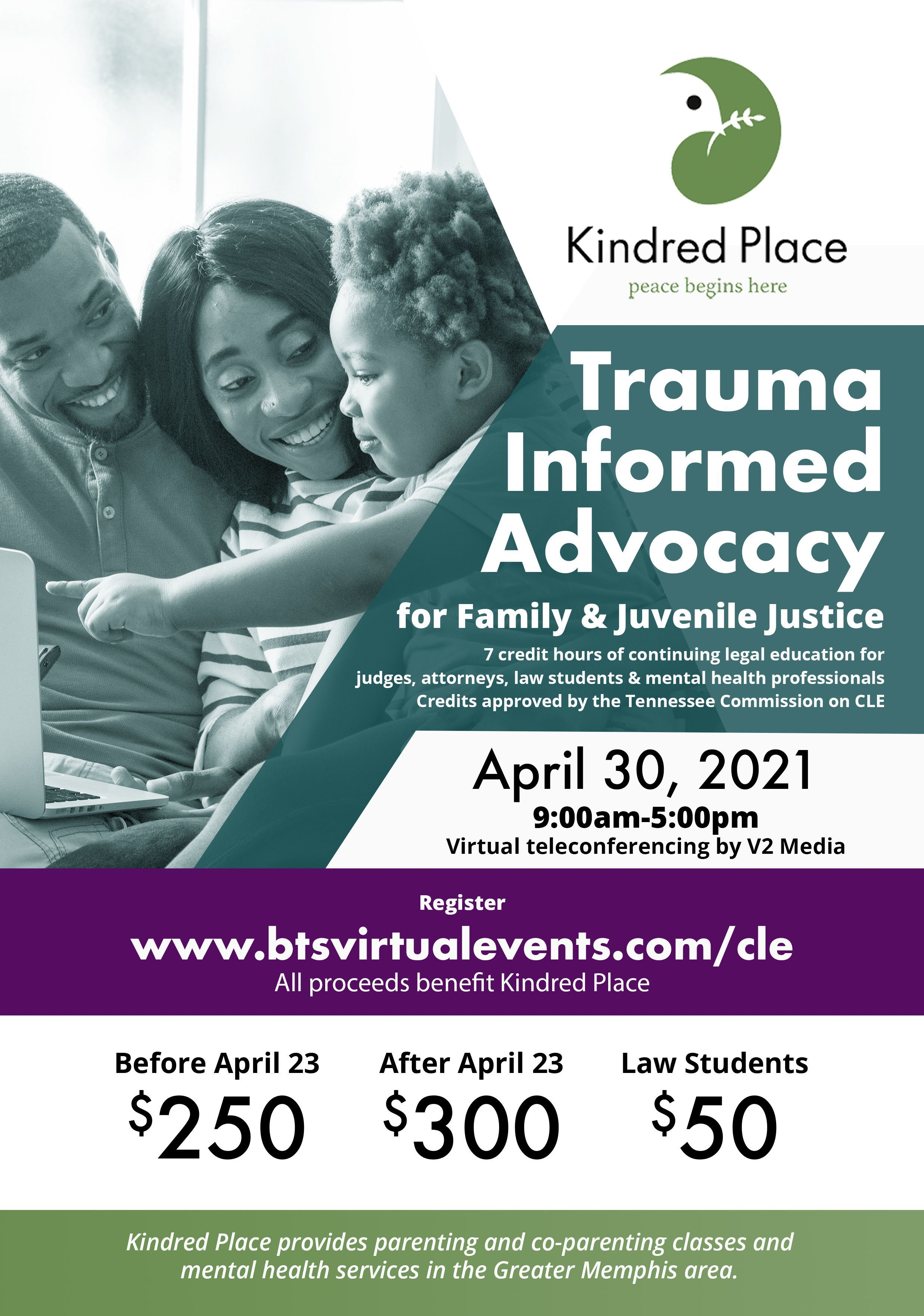 Trauma-Informed Advocacy for Family & Juvenile Justice CLE Summit