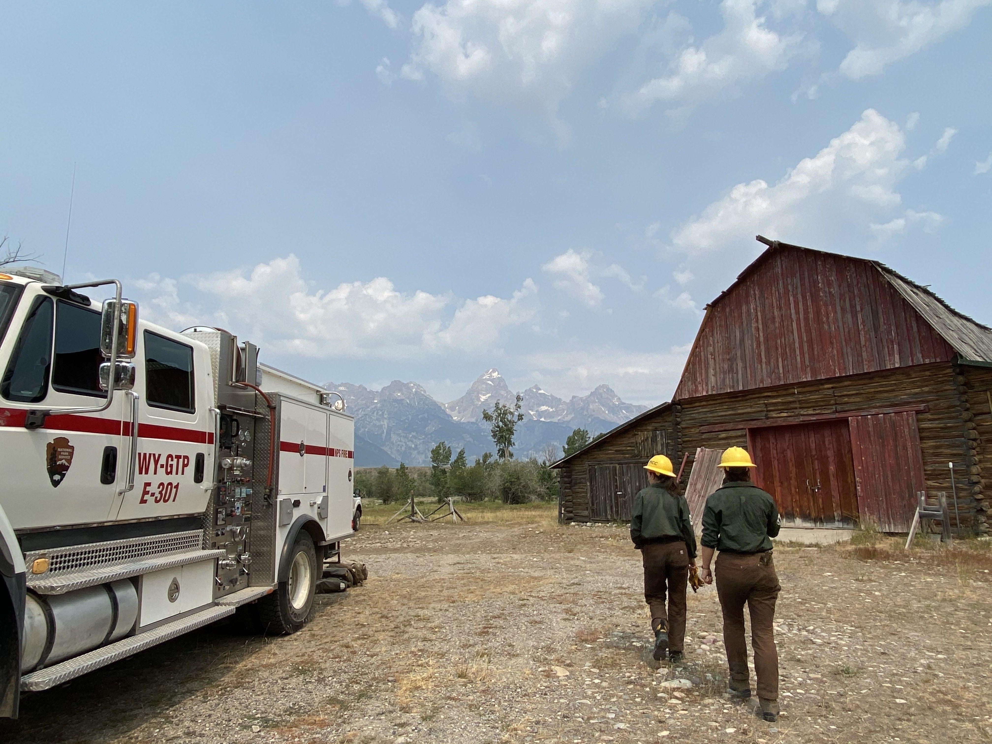NPS Women's Fire Crew Update